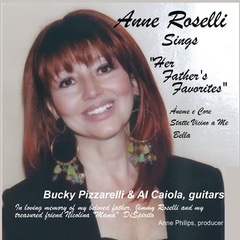 Anne Roselli Sings Her Father's Favorites